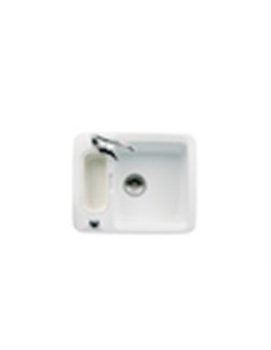 8011_veneto_fregsil Мойка кухонная силакриловая одинарная Roca Veneto (600 мм)