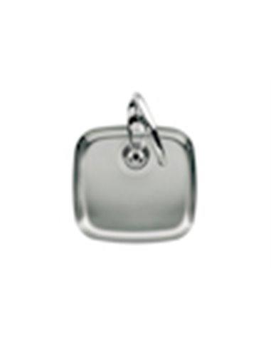 8055_BP2 Мойка кухонная стальная одинарная Roca BP (469 мм)