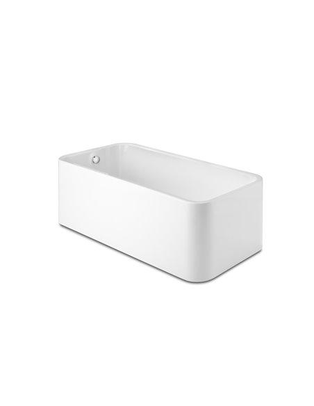 Element Прямоугольная акриловая ванна с встроенной панелью и выпускным комплектом