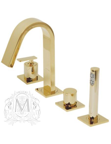 ML.ALC-5755.DO Смеситель Migliore ALIMATHA CORNER (Золото)