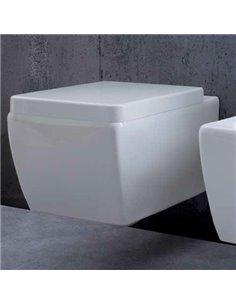 Подвесной унитаз Ceramica Ala Simply 26VSO