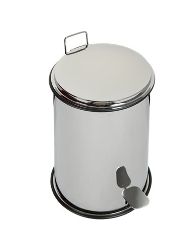 ML.COM-50.107.CR Ведро мусорное Migliore COMPLEMENTI (Хром)