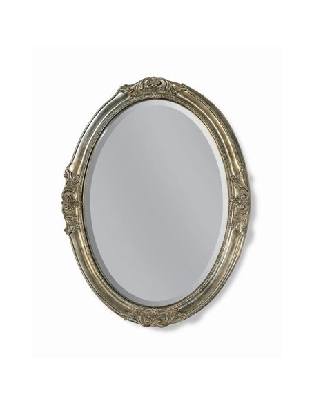 ML.COM-70.503.AG Зеркало CDB овальное (Серебро)