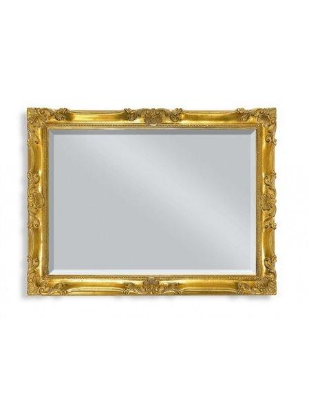 ML.COM-70.504.DO Зеркало CDB прямоугольное (Золото сусальное)