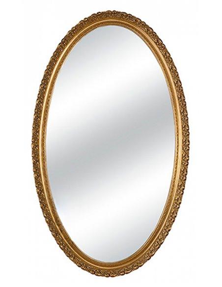 ML.COM-70.510.BR Зеркало CDB овальное (Бронза)