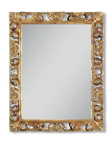 ML.COM-70.708.BR Зеркало CDB прямоугольное (Бронза)