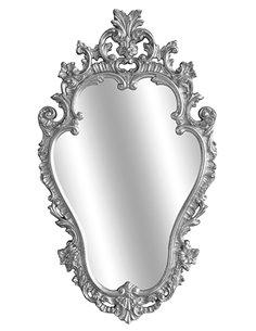 ML.COM-70.723.AG Зеркало CDB фигурное (Серебро)
