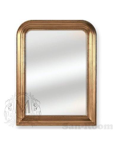 ML.COM-70.726.BR Зеркало CDB прямоугольное (Бронза)