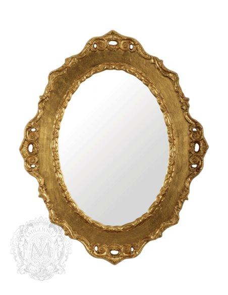 ML.COM-70.784.BR Зеркало CDB фигурное (Бронза)