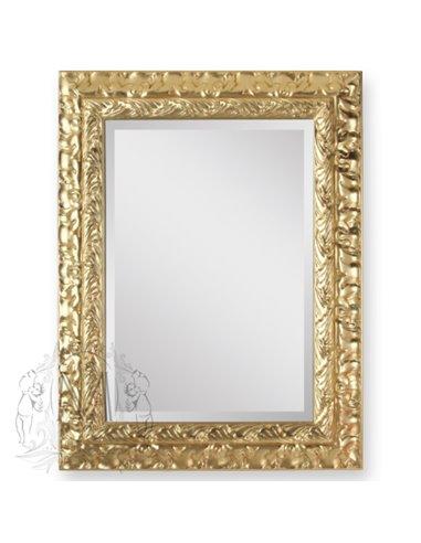 ML.COM-70.902.DO Зеркало CDB прямоугольное (Золото сусальное)