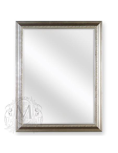 ML.COM-70.910.AG Зеркало CDB прямоугольное (Серебро)