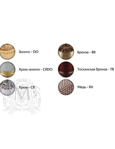 ML.CRS-60.206.DO Бумагодержатель Migliore CRISTALIA (Золото)