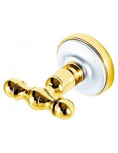 ML.MRL-M062.CRDO Крючок Migliore MIRELLA (Хром/золото)