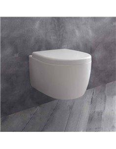 Унитаз подвесной Ceramica Ala Today 17VSO