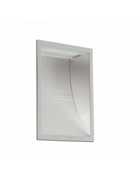 Встраиваемый светильникTirso-1 серый 1xR7SJP118 100W