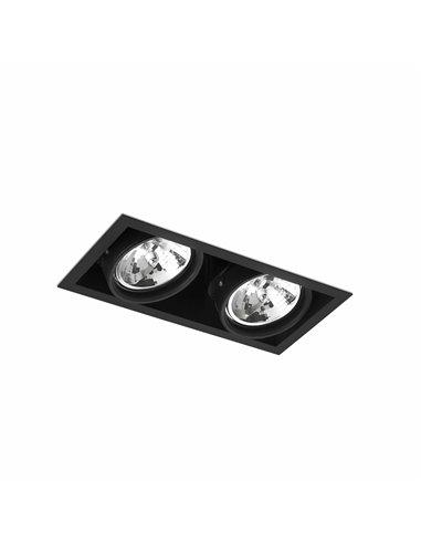 Встраиваемый светильник Colin-2 QR-111 50Вт