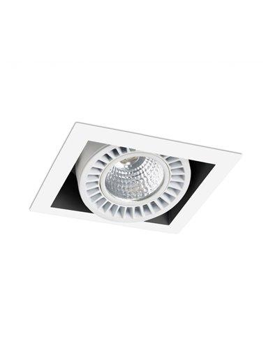Встраиваемый светильник Colin-1 белый HE 36W 4000K 56є