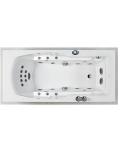Гидромассажная ванна Balteco PACIFIC (терапевтическая)