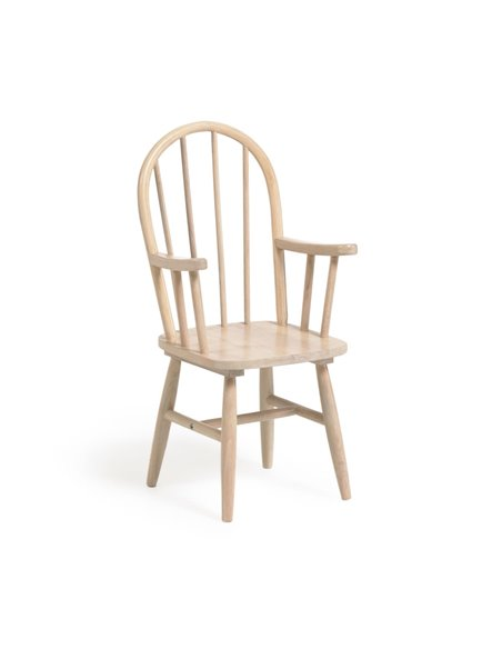 Детский стул Daisa из массива каучука