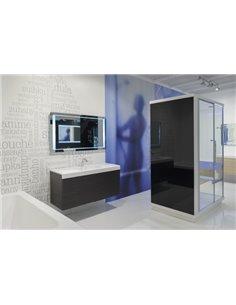 Комплект мебели Balteco СЕРИЯ INTEGRA (черный)