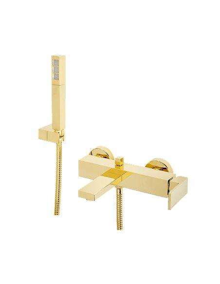 25391 Смеситель Migliore KVANT GOLD (Золото)