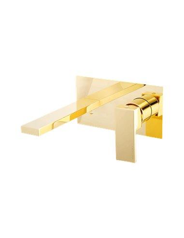 25396 Смеситель Migliore KVANT GOLD (Золото)