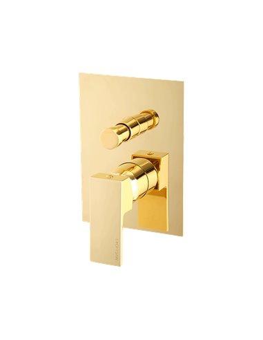 25401 Смеситель Migliore KVANT GOLD (Золото)