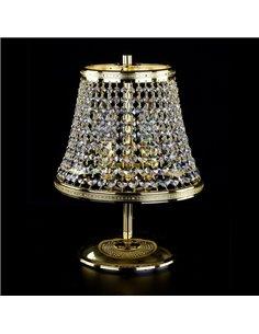 Настольная лампа ArtGlass KLOTYLDA dia. 250 TL