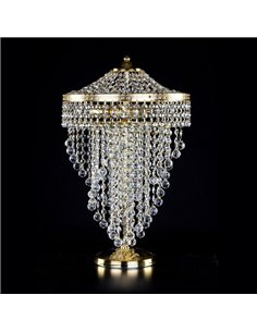 Настольная лампа ArtGlass WENDY TL