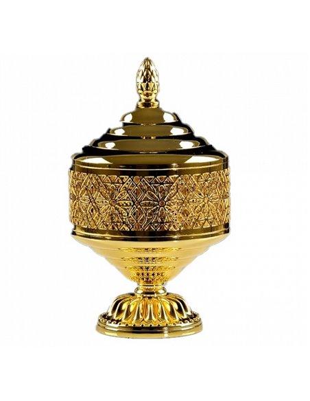 26158 Баночка Migliore LUXOR (золото)