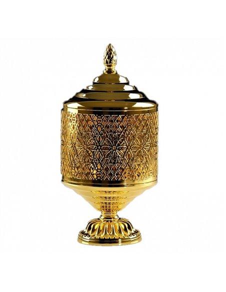 26159 Баночка Migliore LUXOR (золото)