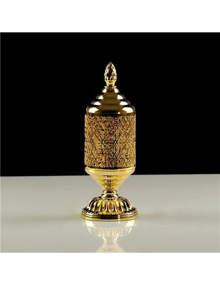26161 Баночка Migliore LUXOR (золото)