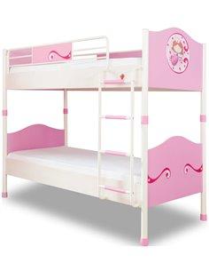 Кровать Cilek Princess двухъярусная
