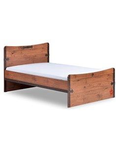 Кровать Cilek Pirate Black