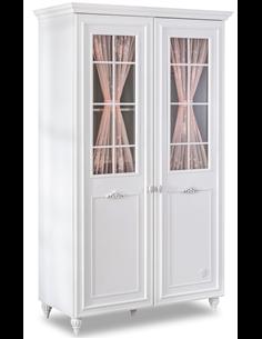Шкаф Cilek Romantica двухдверный с окном