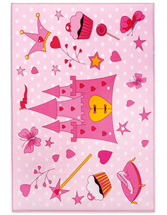 Ковер Cilek Carpet Series PRINCESS