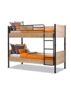 @Кровать Cilek Mocha Bunk Bed (90x200 Cm) двухъярусная