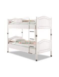 @Кровать Cilek Selena Bunk Bed (90x200 Cm) двухъярусная