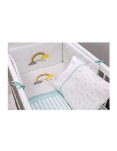 Happy Days Baby Bedding Set (50x100 Cm)