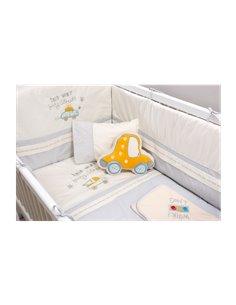 @Baby Boy Bedding Set (80x130 Cm)
