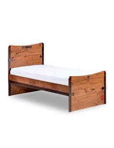 @@@@ Кроватка детская Cilek Pirate Кровать (L-100x200 Cm)